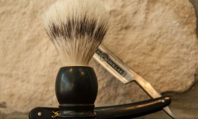Why the use of a shaving brush is important?