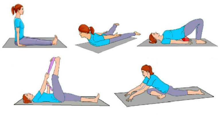 Soothe sciatic nerve pain in only minutes using these yoga exercises