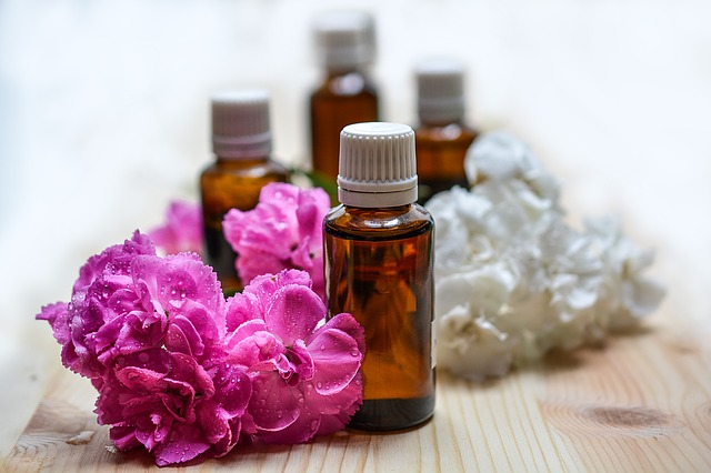 Soothe your mind and body with aromatherapy