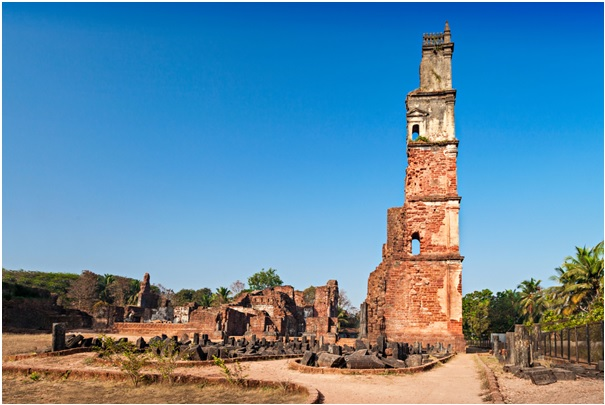 Goa – a paradise for history lovers