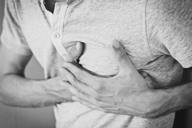 Urgent care for chest pain