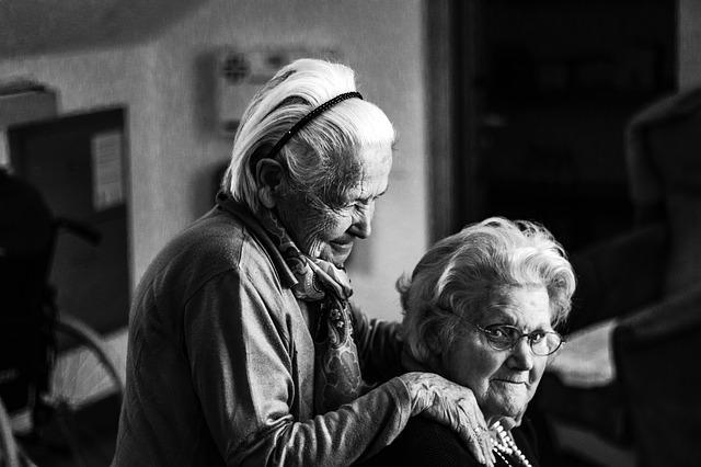 Holistic treatments in care homes