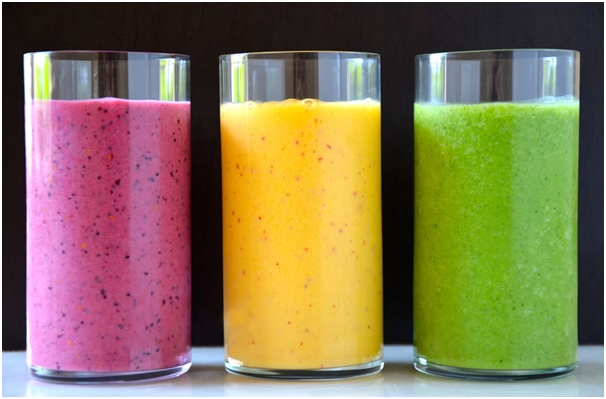 Smoothie as a Perfect Yoga Breakfast 1