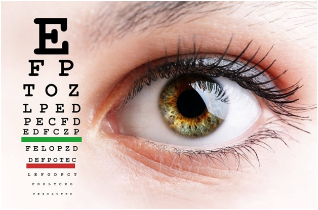 How to improve eye vision without glasses