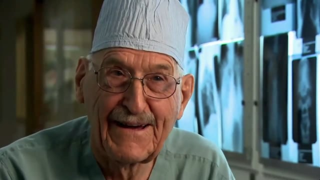 100 year old heart surgeon speaks out why he's been a vegan for half of his life