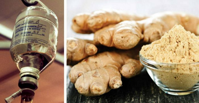 Ginger 'up to 10,000 times' more effective than chemotherapy at treating cancer
