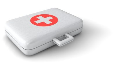First aid as part of a holistic health mindset